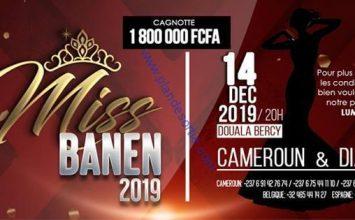 Miss BANEN 2019