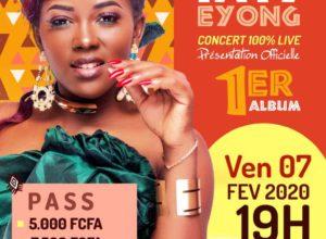 Taty Eyong Concert Live à L'IFC de Yaoundé – Présentation Album
